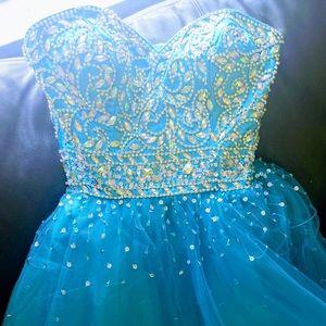 Tiffany- princess ballgown